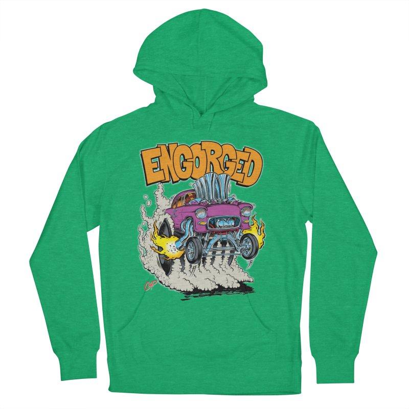 ENGORGED II Men's Pullover Hoody by artofcoop's Artist Shop