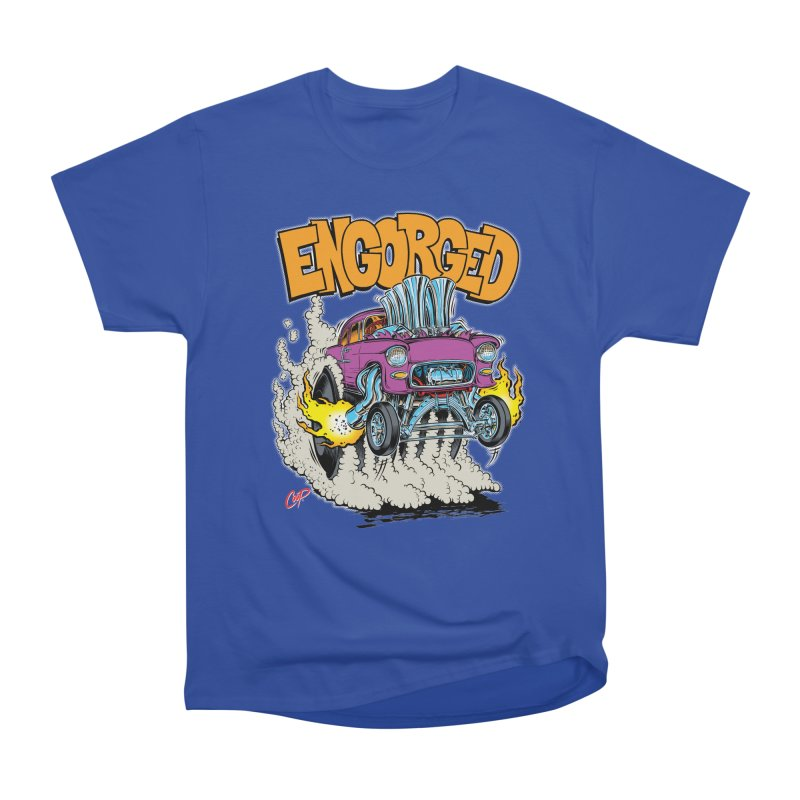 ENGORGED II Women's Classic Unisex T-Shirt by artofcoop's Artist Shop