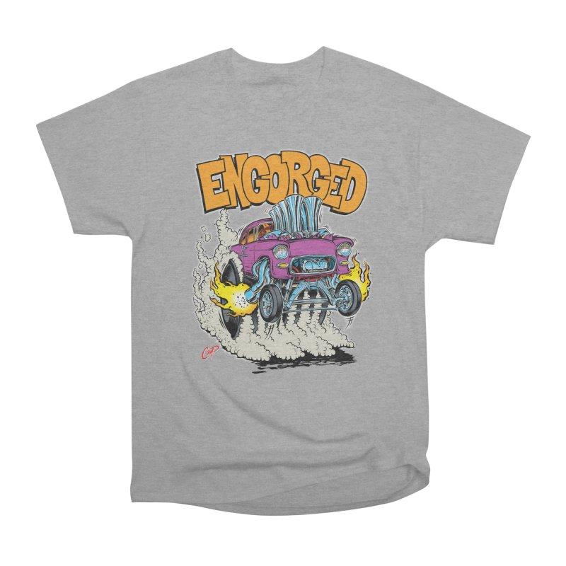 ENGORGED II Women's Classic Unisex T-Shirt by artofcoop's Artist Shop