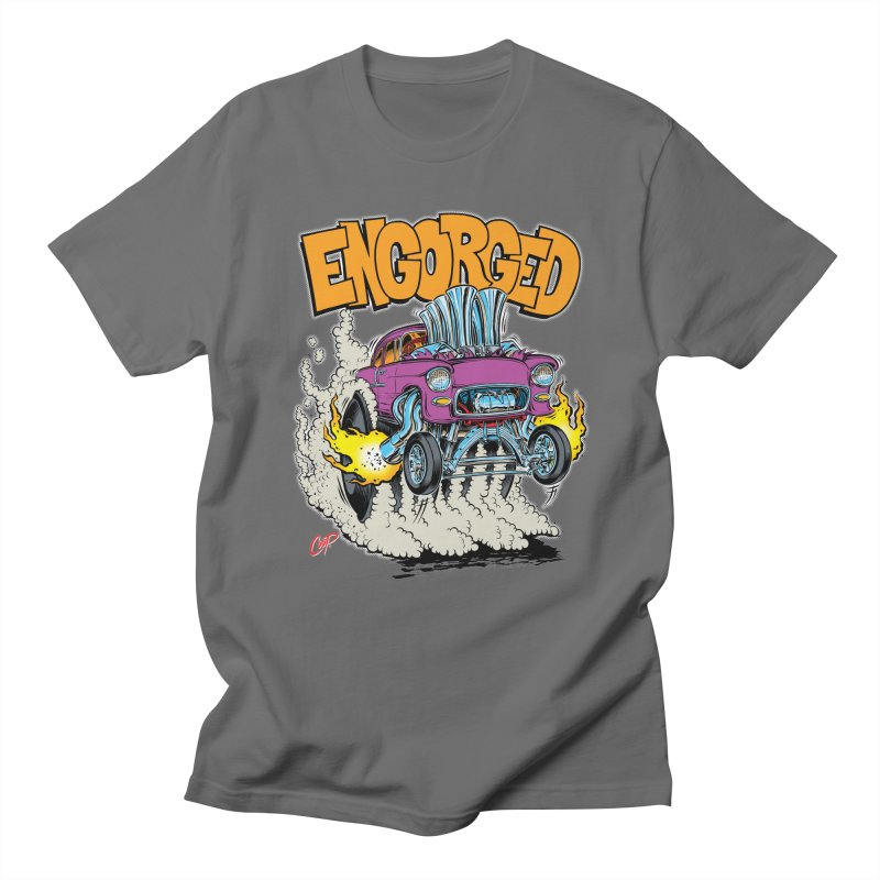 ENGORGED II Men's T-Shirt by The Art of Coop