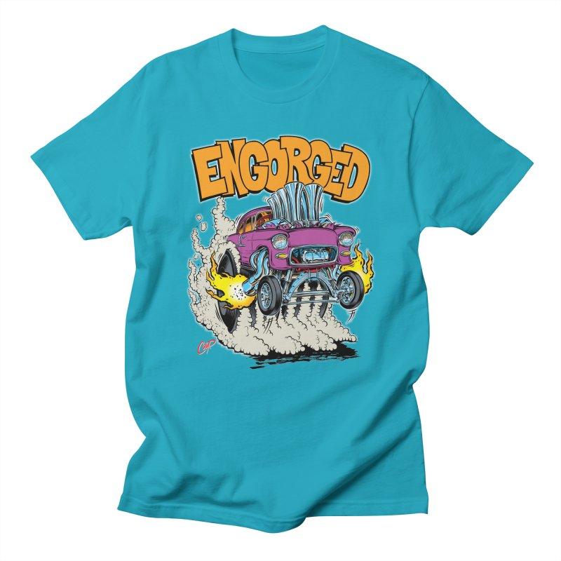 ENGORGED II Men's T-shirt by artofcoop's Artist Shop