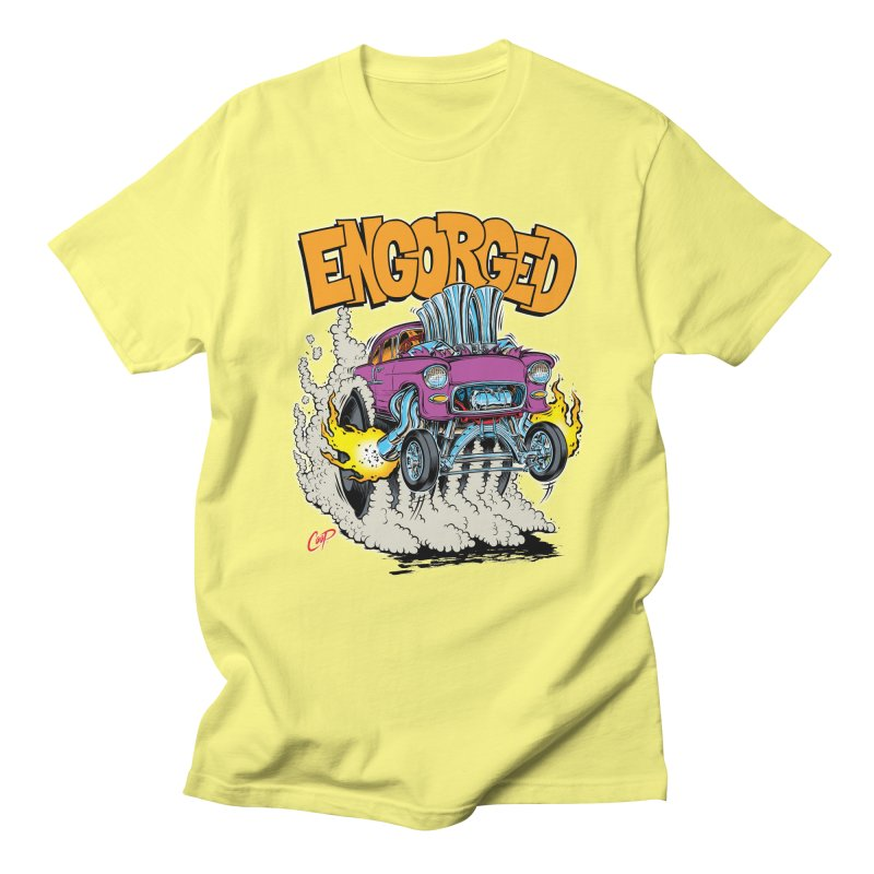 ENGORGED II Women's Unisex T-Shirt by artofcoop's Artist Shop