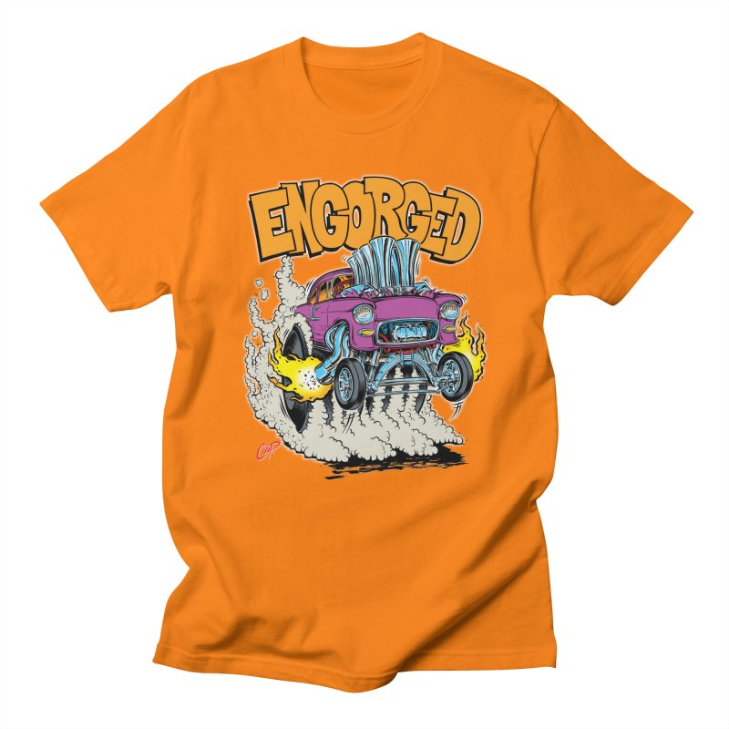 ENGORGED II Women's Regular Unisex T-Shirt by The Art of Coop