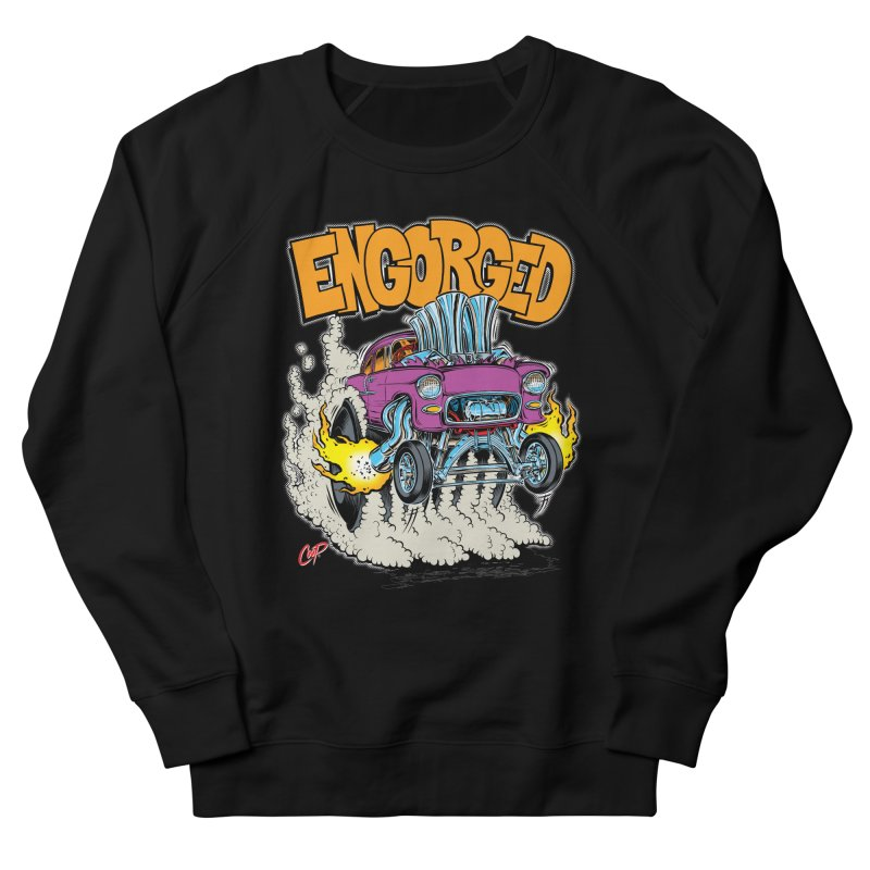 ENGORGED II Women's Sweatshirt by artofcoop's Artist Shop