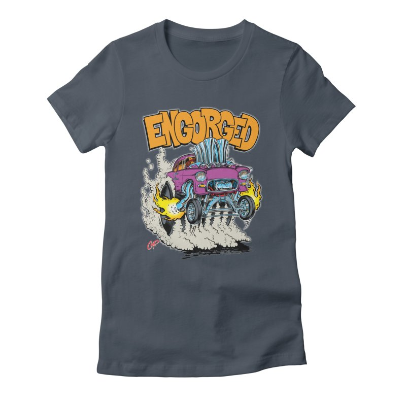 ENGORGED II Women's T-Shirt by The Art of Coop