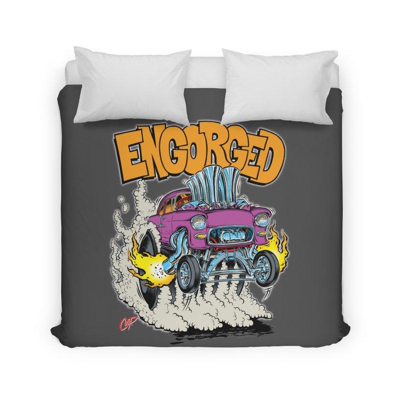 ENGORGED II Home Duvet by artofcoop's Artist Shop