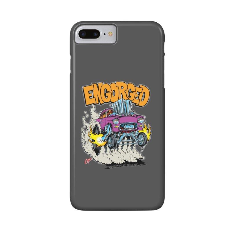 ENGORGED II Accessories Phone Case by artofcoop's Artist Shop