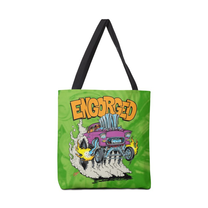 ENGORGED II Accessories Bag by artofcoop's Artist Shop
