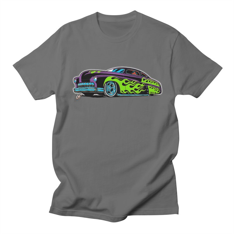 Leadsled Men's T-Shirt by The Art of Coop