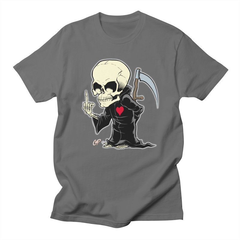 Lil' Mort Men's T-Shirt by The Art of Coop
