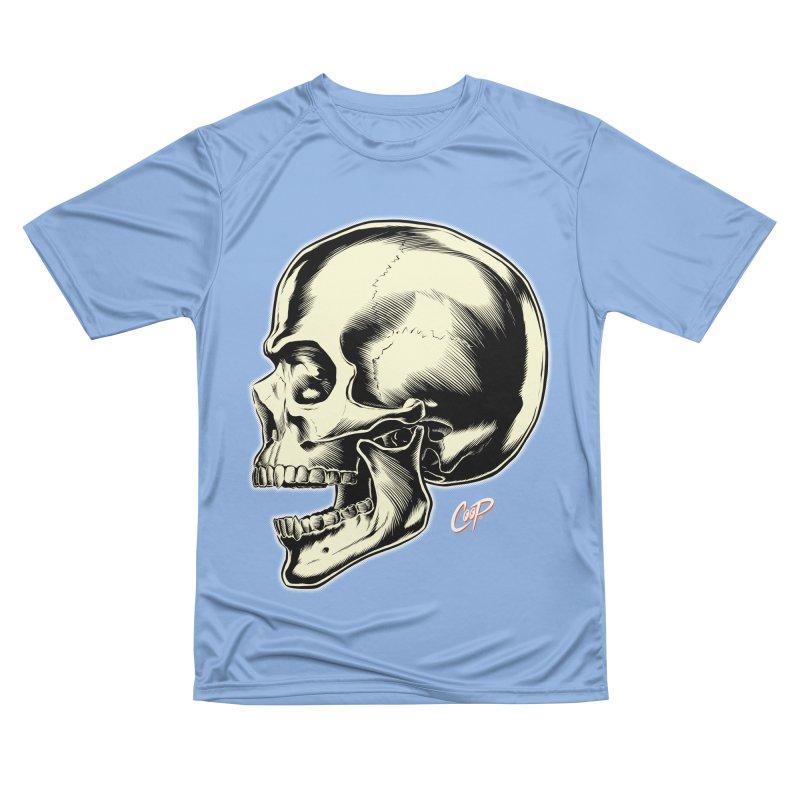 Memento Mori Men's T-Shirt by The Art of Coop