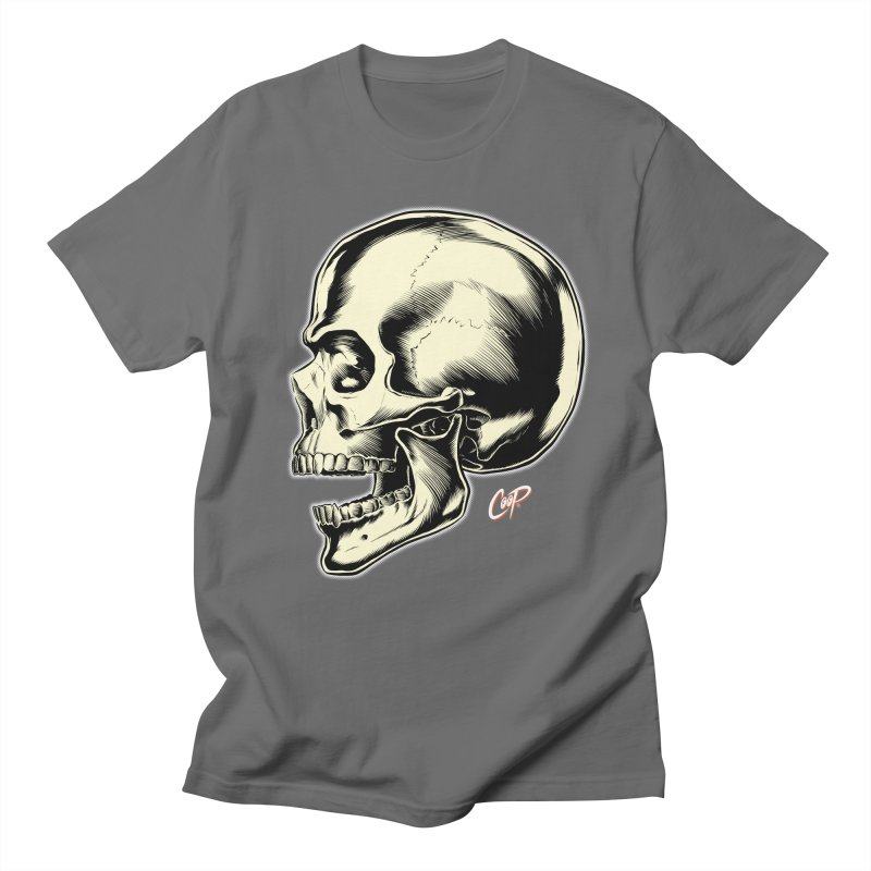 Memento Mori Men's T-Shirt by The Art of Coop