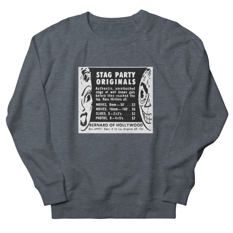 STAG PARTY Women's Sweatshirt by artofcoop's Artist Shop