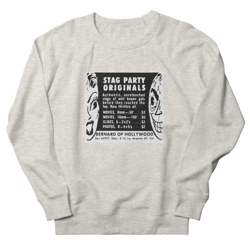 STAG PARTY Men's Sweatshirt by artofcoop's Artist Shop