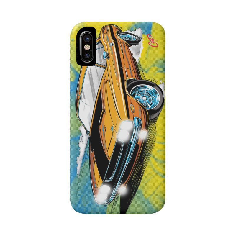 CHALLENGER Accessories Phone Case by artofcoop's Artist Shop