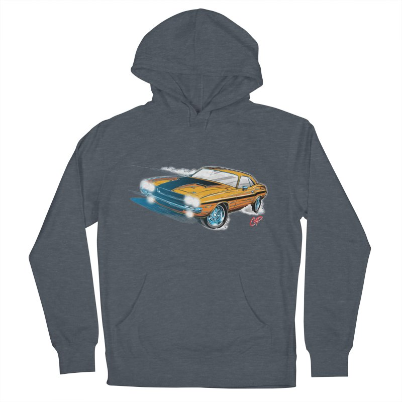 CHALLENGER Men's Pullover Hoody by artofcoop's Artist Shop