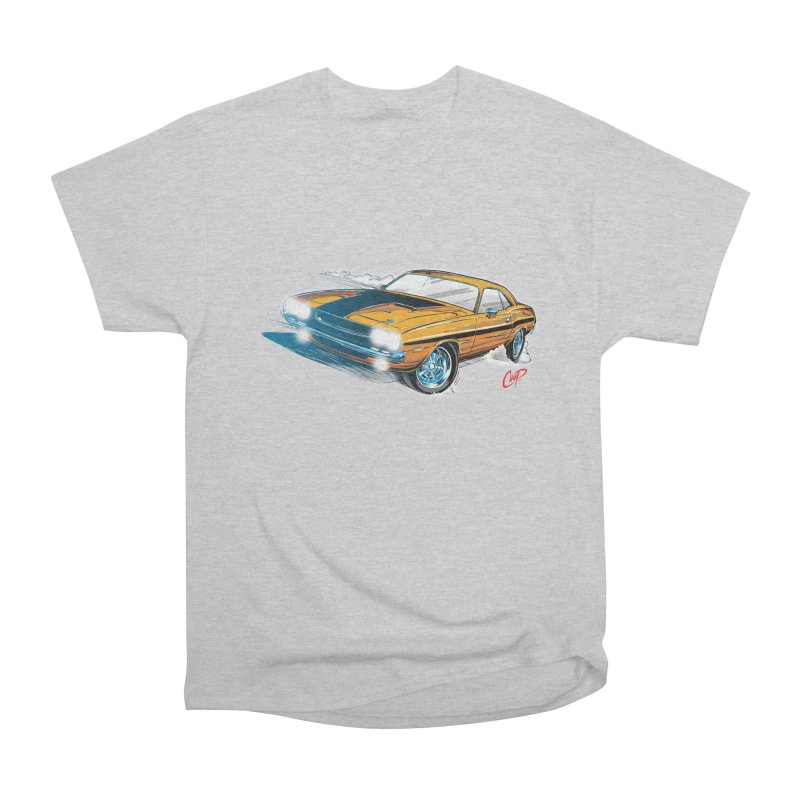 CHALLENGER Men's Classic T-Shirt by artofcoop's Artist Shop