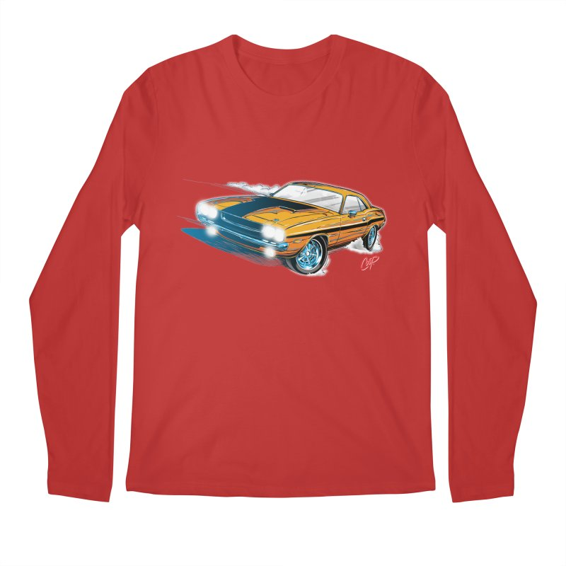 CHALLENGER Men's Longsleeve T-Shirt by artofcoop's Artist Shop