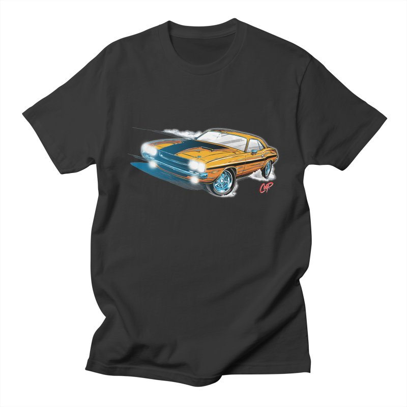 CHALLENGER Men's T-shirt by artofcoop's Artist Shop