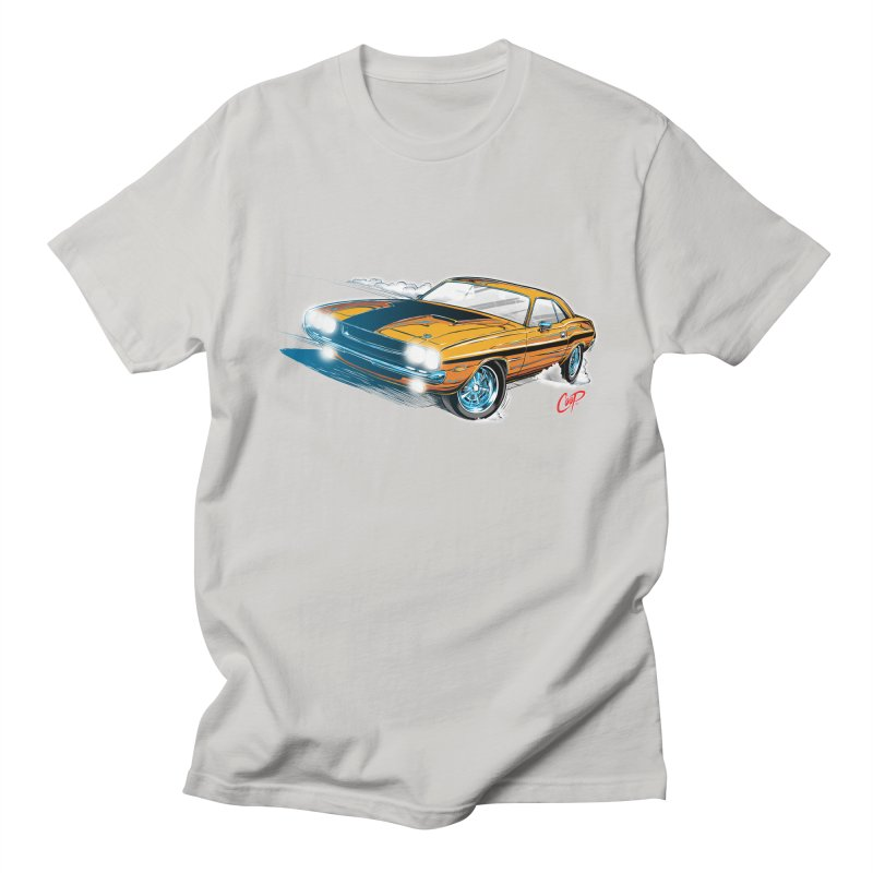 CHALLENGER Women's Unisex T-Shirt by artofcoop's Artist Shop