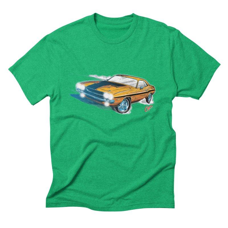 CHALLENGER Men's Triblend T-Shirt by artofcoop's Artist Shop