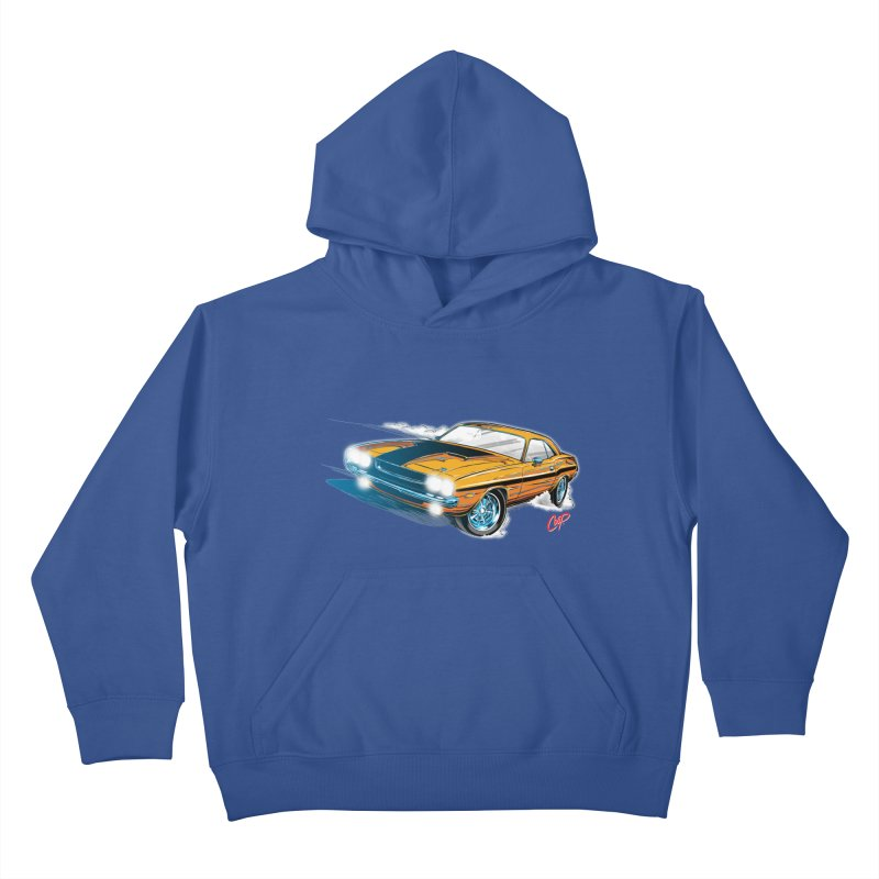 CHALLENGER Kids Pullover Hoody by The Art of Coop