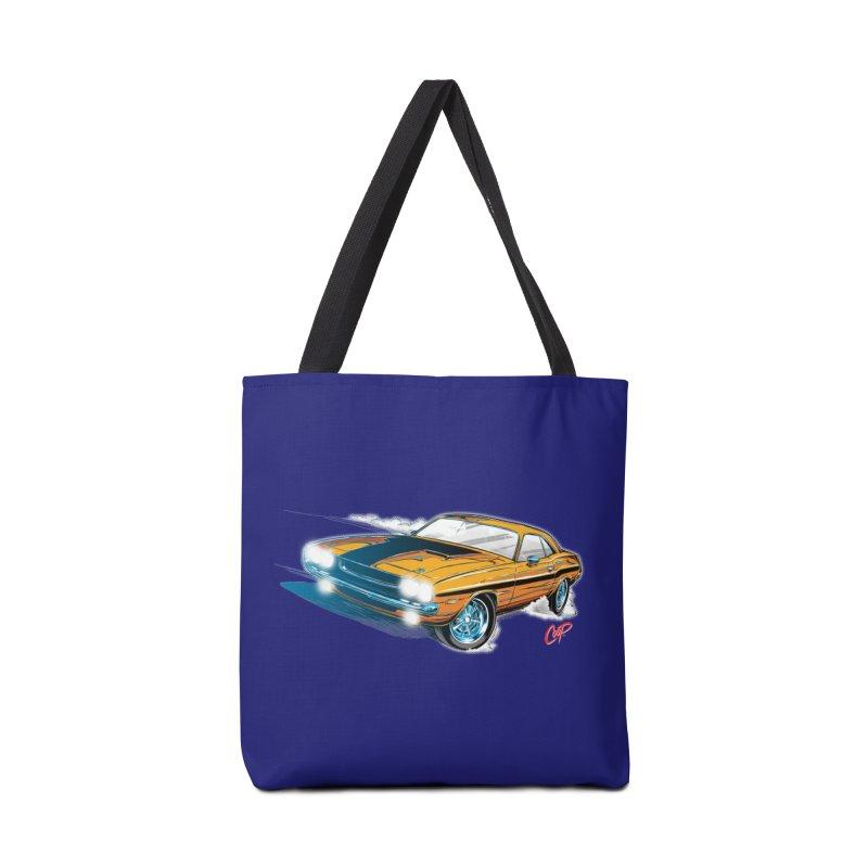 CHALLENGER Accessories Bag by artofcoop's Artist Shop
