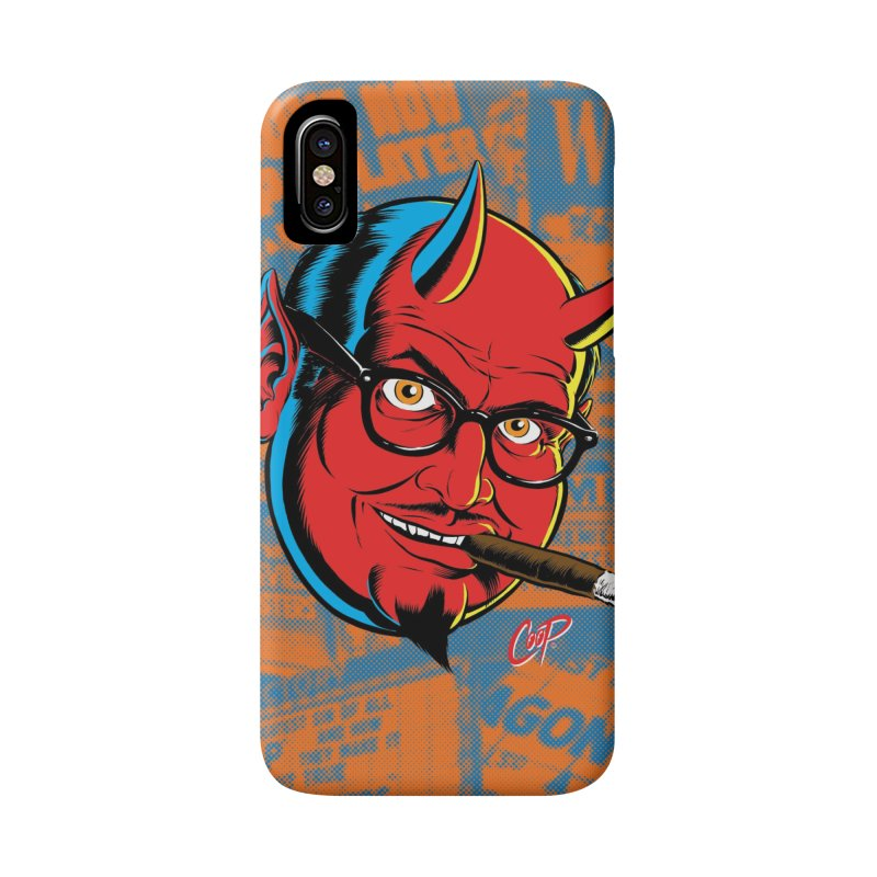 SALESDEVIL Accessories Phone Case by artofcoop's Artist Shop