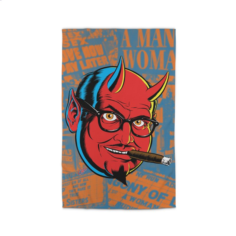 SALESDEVIL Home Rug by artofcoop's Artist Shop