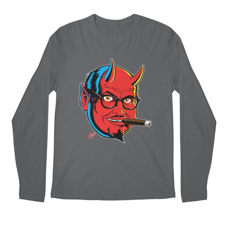SALESDEVIL Men's Longsleeve T-Shirt by artofcoop's Artist Shop