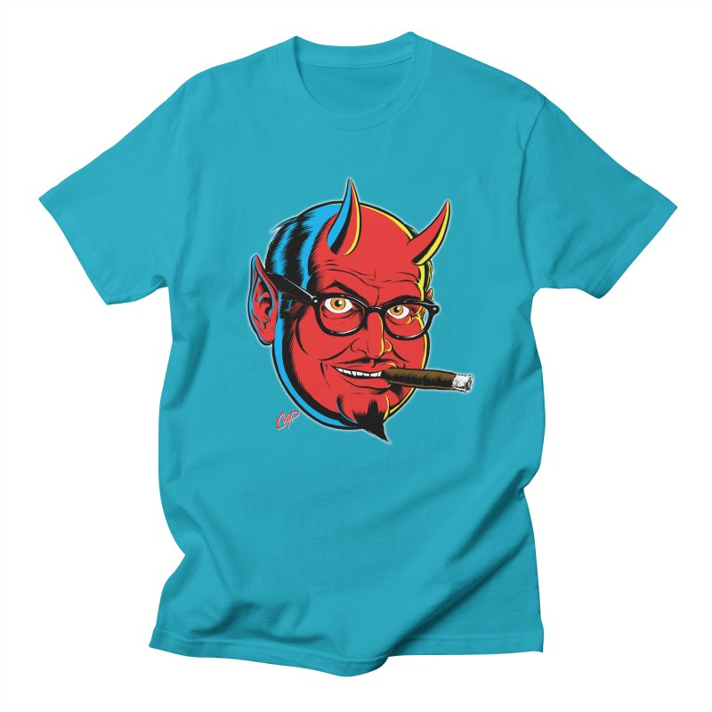 SALESDEVIL Men's T-shirt by artofcoop's Artist Shop