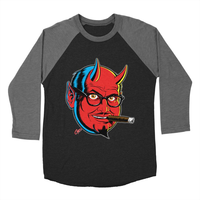 SALESDEVIL Women's Baseball Triblend T-Shirt by artofcoop's Artist Shop
