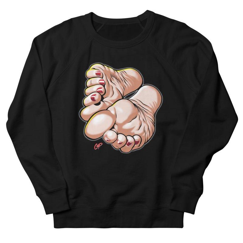 FOOT FETISH Men's Sweatshirt by artofcoop's Artist Shop