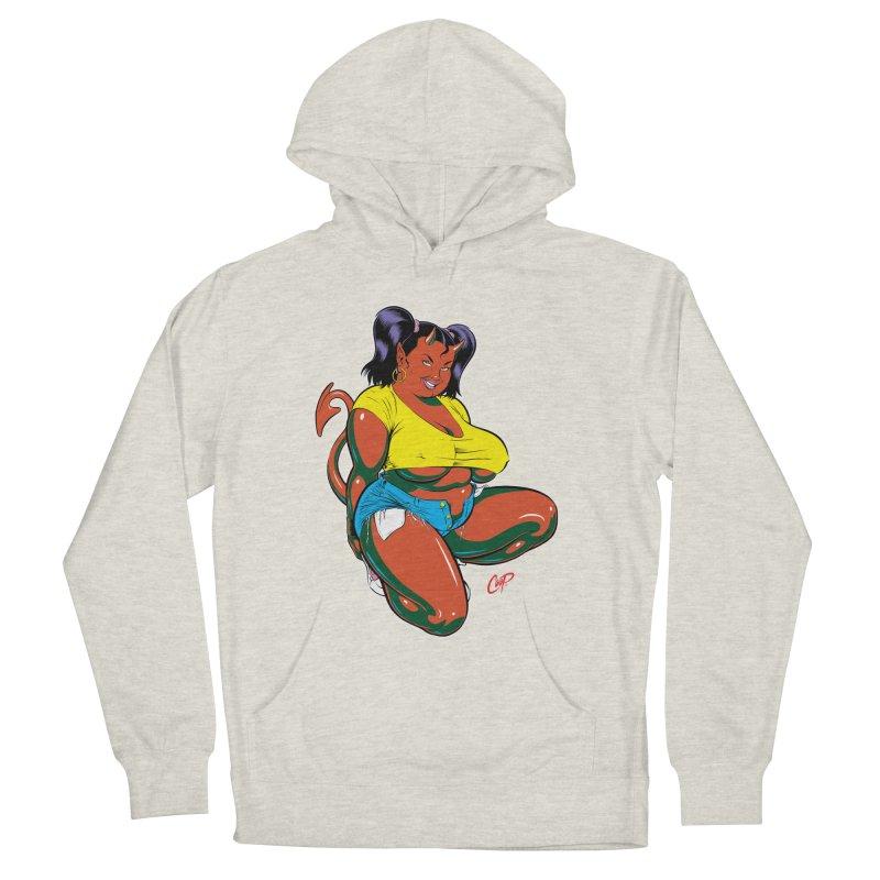 BIG POP GIRL Men's Pullover Hoody by artofcoop's Artist Shop
