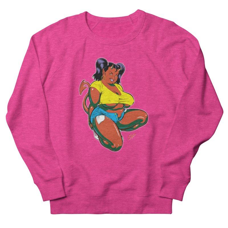 BIG POP GIRL Men's Sweatshirt by artofcoop's Artist Shop