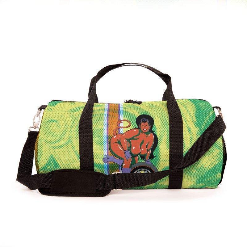 BIG WHEEL GIRL Accessories Bag by The Art of Coop
