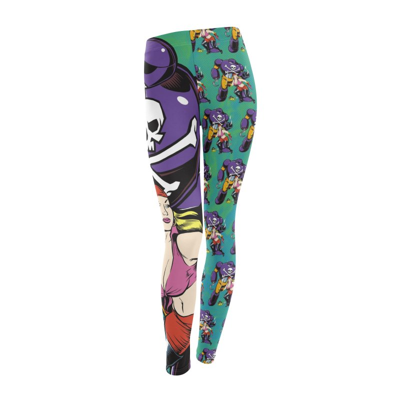 ARRRR! Women's Leggings Bottoms by artofcoop's Artist Shop