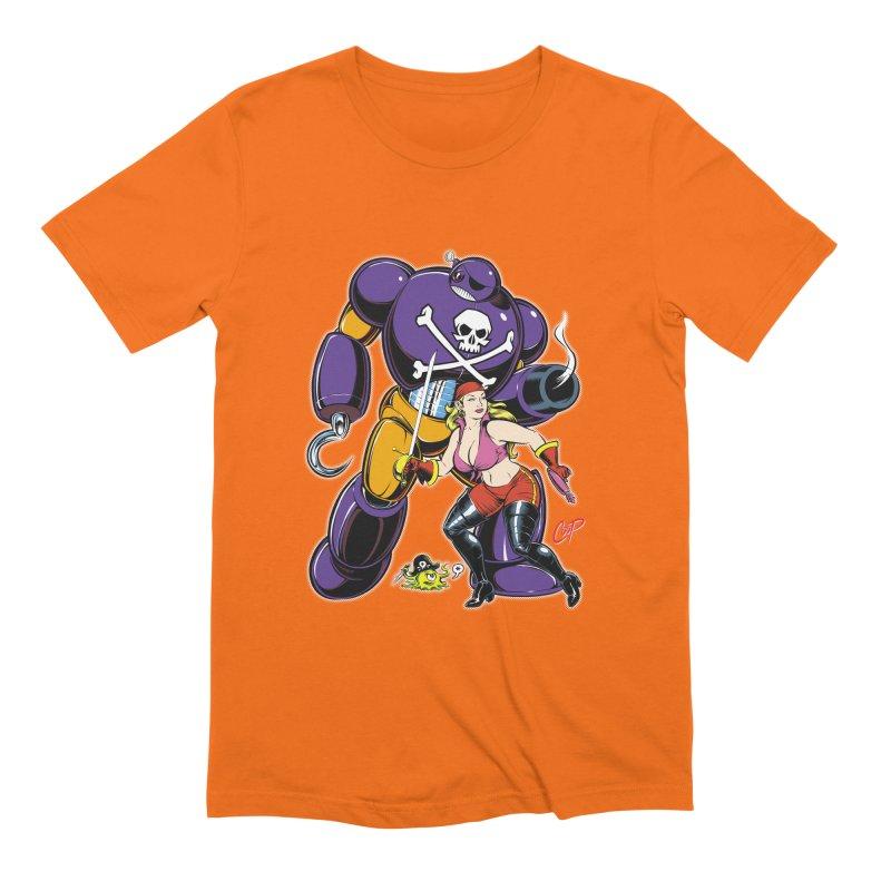 ARRRR! Men's Extra Soft T-Shirt by artofcoop's Artist Shop