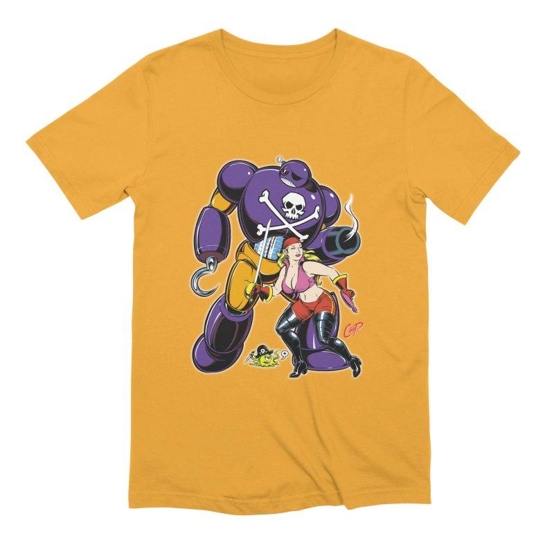 ARRRR! Men's Extra Soft T-Shirt by The Art of Coop