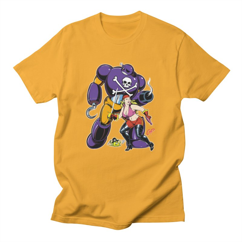 ARRRR! Men's T-Shirt by artofcoop's Artist Shop