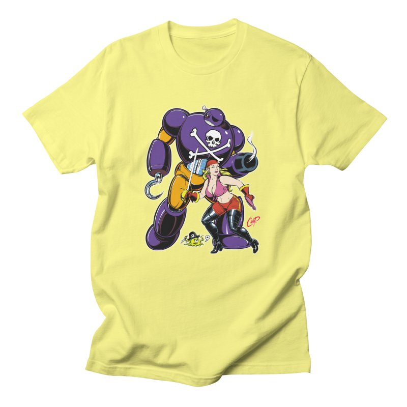 ARRRR! Women's Unisex T-Shirt by artofcoop's Artist Shop