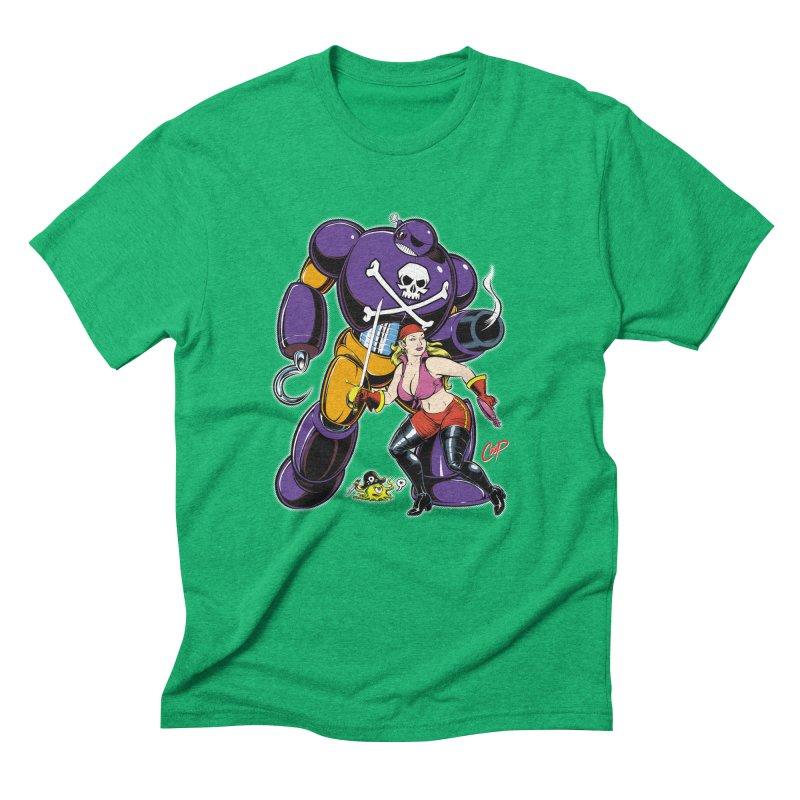 ARRRR! Men's Triblend T-Shirt by The Art of Coop