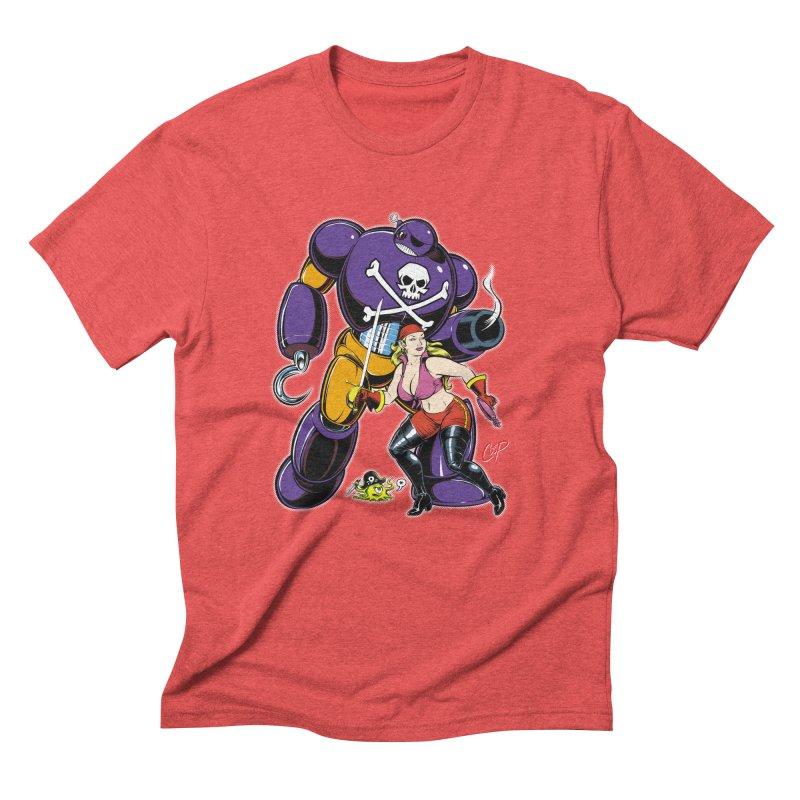 ARRRR! Men's Triblend T-shirt by artofcoop's Artist Shop