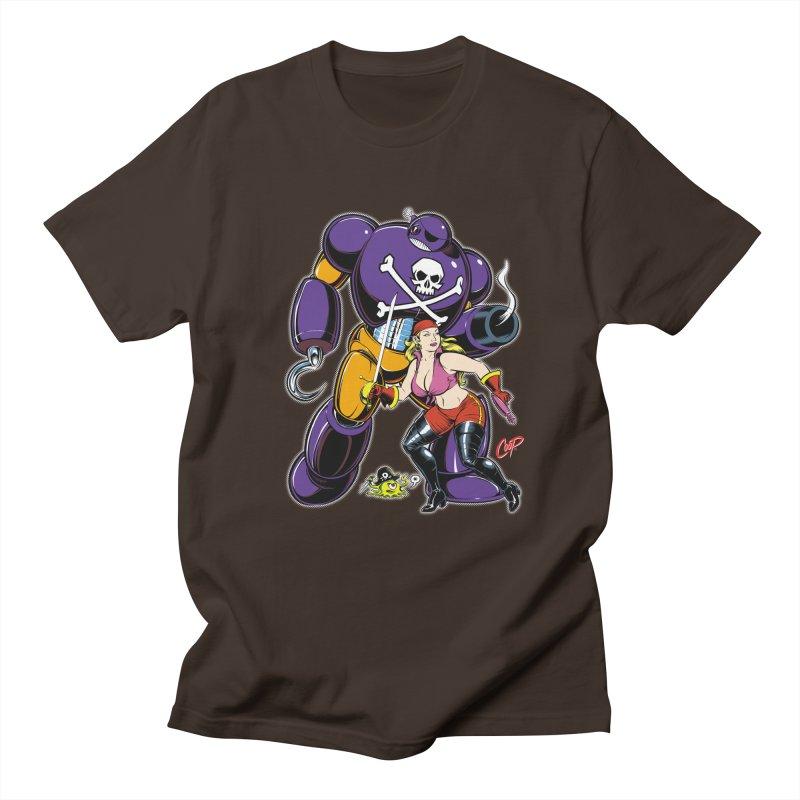 ARRRR! Men's Regular T-Shirt by artofcoop's Artist Shop