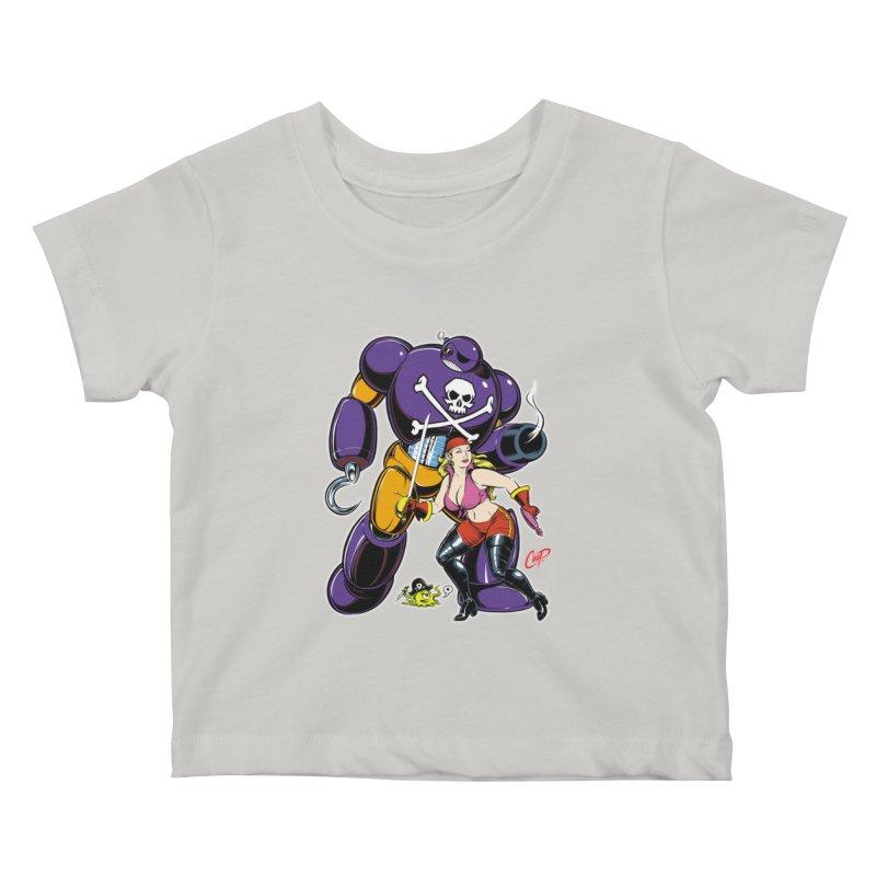ARRRR! Kids Baby T-Shirt by artofcoop's Artist Shop