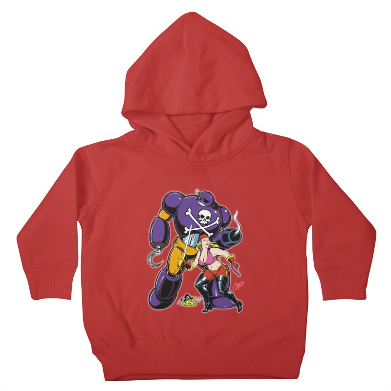 ARRRR! Kids Toddler Pullover Hoody by The Art of Coop