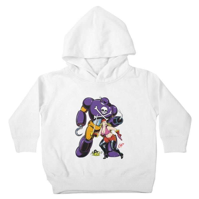 ARRRR! Kids Toddler Pullover Hoody by artofcoop's Artist Shop