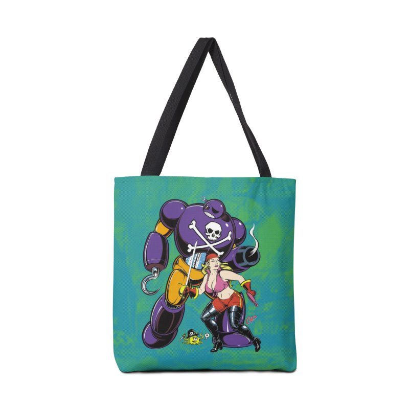 ARRRR! Accessories Bag by artofcoop's Artist Shop