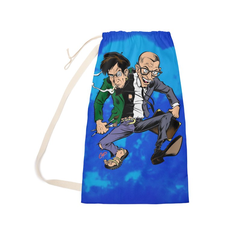 MAD MEN Accessories Laundry Bag Bag by The Art of Coop