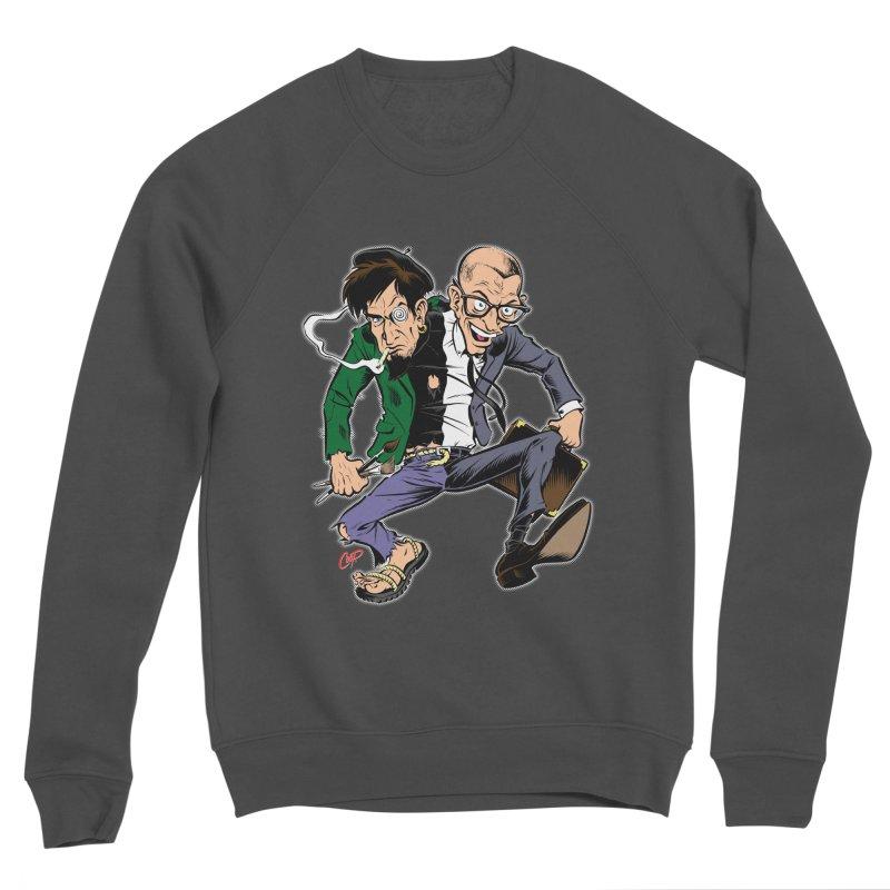 MAD MEN Women's Sponge Fleece Sweatshirt by The Art of Coop